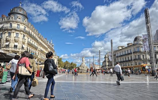 Tourisme h rault vacances pr s de montpellier et palavas for Montpellier terre archi